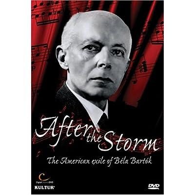 輸入盤DVD ドキュメント After the Storm:American Exile of Bela BartokのAmazonの商品頁を開く