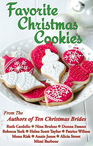 Download Favorite Christmas Cookies (English Edition) B00OHML39Y