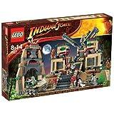 レゴ (LEGO) インディ・ジョーンズ クリスタル・スカルの魔宮  7627