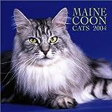 Maine Coon Cats 2004 Calendar