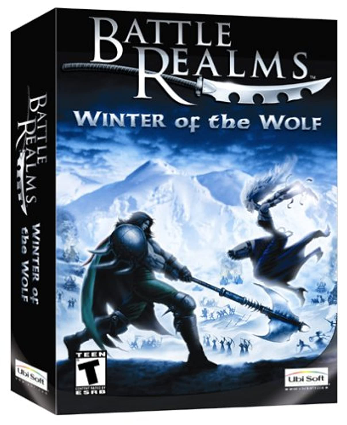 爬虫類バーマド計画Battle Realms: Winter of the Wolf Expansion (輸入版)