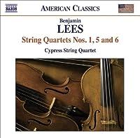 String Quartets Nos 1 5 & 6