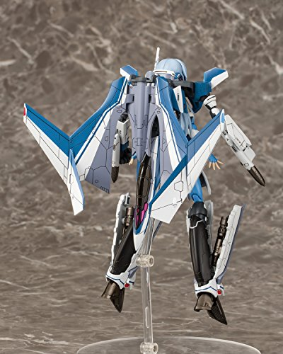 青島文化教材社 VFG マクロスデルタ VF-31J ジークフリート 全高約155mm 色分け済みプラモデル MC-01