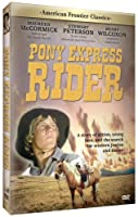 American Frontier Classics: Pony Express Rider [DVD] [Import]
