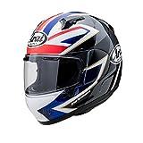 アライ(ARAI) バイクヘルメット フルフェイス XD (エックスディー) FLAG LEAGUE UK (フラッグ リーグ ユーケー) Lサイズ 59cm-60cm -