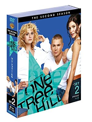 One Tree Hill/ワン・トゥリー・ヒル〈セカンド・シーズン〉セット2 [DVD]