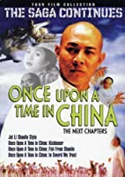 Once Upon a Time in China: Next Chapters Coll [DVD] [Import]