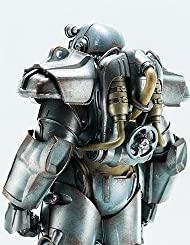 Fallout 4 T-60 POWER ARMOR 1/6スケール ABS&PVC&POM製 塗装済み可動フィギュア