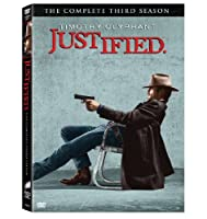 Justified: the Complete Third Season/ [DVD] [Import]