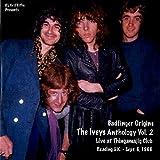 ジ・アイヴィーズ・アンソロジーVOL.2 (ORIGINS: THE IVEYS ANTHOLOGY VOL. 2 - LIVE AT THINGAMAJIG CLUB SEPTEMBER 6, 1968 READING, ENGLAND)