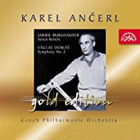 Ancerl Gold Edition 40: BURGHAUSER Seven Reliefs / DOBIAS Symphony No. 2 by JAN HANU? (2005-04-26)