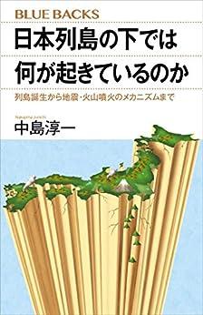 [中島淳一]の日本列島の下では何が起きているのか 列島誕生から地震・火山噴火のメカニズムまで (ブルーバックス)