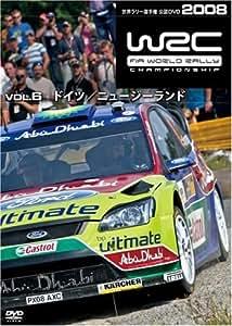 WRC 世界ラリー選手権2008 Vol.6 ドイツ/ニュージーランド [DVD]