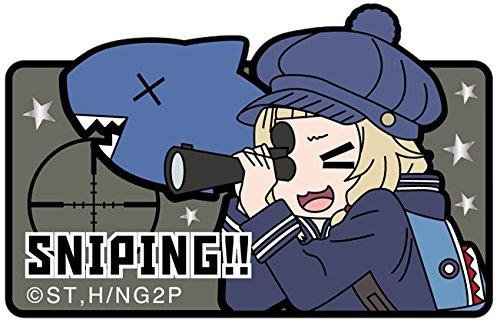 NEW GAME!! ねねっちSNIPING!! ベルクロワッペン