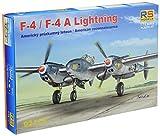 RSモデル 1/72 F-4/F-4A ライトニング 「92115」 プラモデル