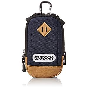 OUTDOOR PRODUCTS (アウトドアプロダクツ) デジタルカメラケース アウトドア カメラポーチ01 ネイビー ODCP01NV
