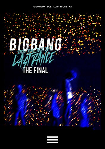 BIGBANG JAPAN DOME TOUR 2017 -LAST DANCE- : THE FINAL(DVD2枚組)(スマプラ対応)