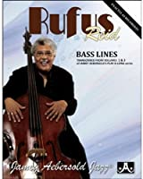 Rufus Reid Bass Lines: Transcribed from Volumes 1 & 3