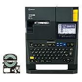 キングジム ラベルライター テプラPRO ダークグレー SR670A