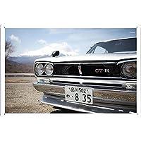 自動車の金属看板 ティンサイン ポスター / Tin Sign Metal Poster (J-CAR02620)