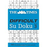The Times Difficult Su Doku Book 3 (Times Difficult Sudoku)