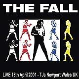 Live Tj's Newport 04/16/01 [Analog]