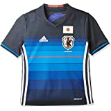 (アディダス) adidas サッカーウェア 日本代表 ホーム レプリカ ユニフォーム 半袖シャツ AAN13 [ジュニア]