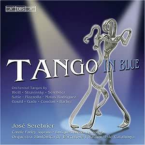 Tango in Blue