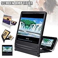 FOKEN Mobile Phone Screen 3D Magnifier Screen Enlarge 2-3 Times High Definition Amplifier Foldable