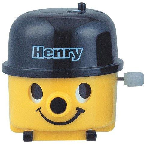Henry ゼンマイ式マスコット C(黄)