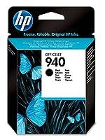 HP 940 Black Officejet Ink Cartridge with HP Officejet Ink