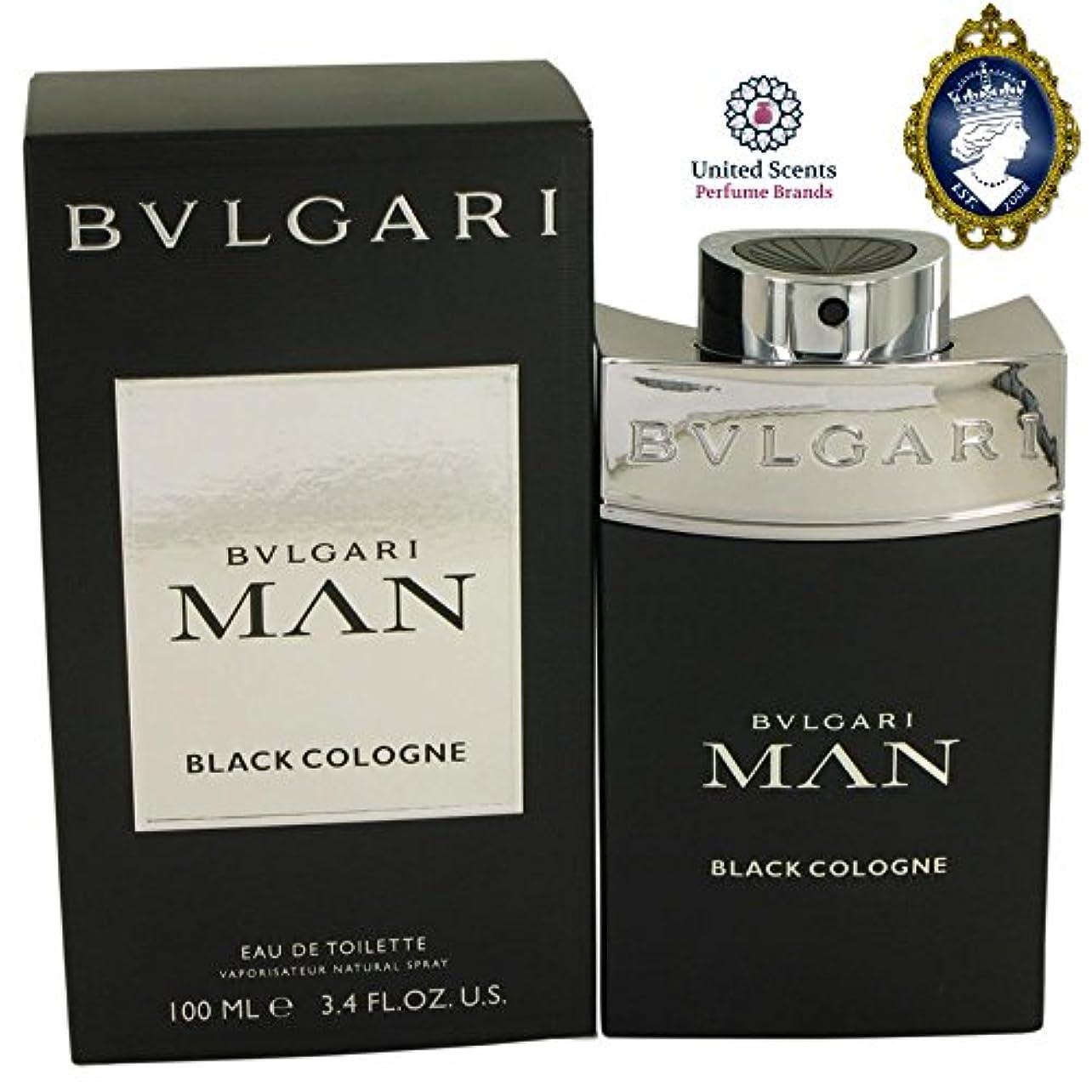 分割精神炎上ブルガリ(BVLGARI) マン ブラック コロン EDT SP 100ml[並行輸入品]