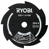 リョービ(RYOBI) 金属8枚刃 芝刈機 LMR-2300用 230×25.4mm 4900003