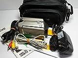 JVCケンウッド ビクター 120GBフルハイビジョンハードディスクムービー シルバー GZ-HD620-S