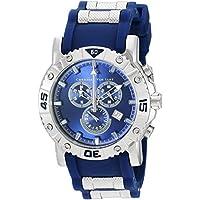 Christian Van Sant Men's CV0512 Year-Round Analog Quartz Blue Watch