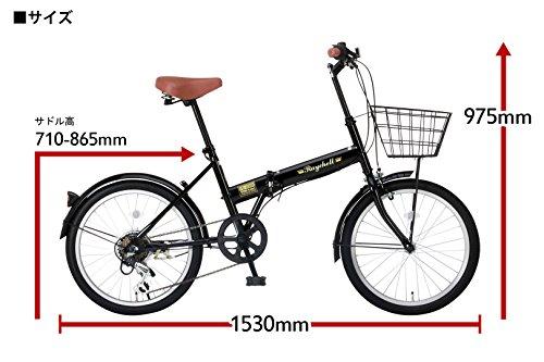 折りたたみ 自転車 8枚目のサムネイル