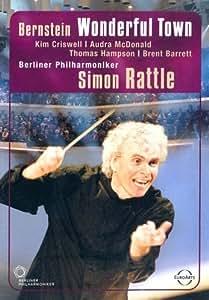 Bernstein - Wonderful Town [DVD]
