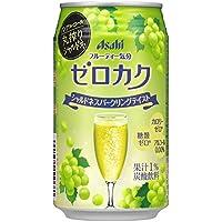 アサヒ ゼロカク シヤルドネスパークリングテイスト ノンアルコール 缶 350ml×24本