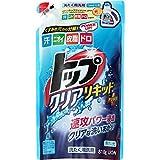 トップ クリアリキッド 洗濯洗剤 液体 詰め替え 810g