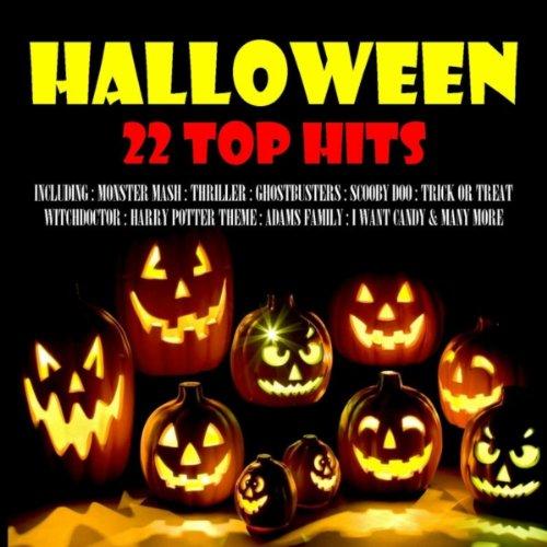 Halloween: 22 Top Hits