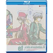 ef - a tale of melodies. 6 [Blu-ray]
