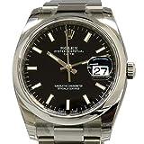 ロレックス ROLEX オイスタ-パ-ペチュアル デイト 115200 新品 腕時計 メンズ [並行輸入品]