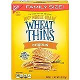 小麦薄くクラッカー (元、16 オンス ボックス 6 パック) Wheat Thins Crackers (Original, 16-Ounce Boxes, 6-Pack)