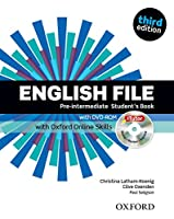 English File third edition: Pre-intermediate: Student's Book with iTutor and Online Skills