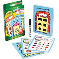 [ToyCentre]ToyCentre Crayola Dry Erase Flash Cards Shapes 98-9514-0-DU2 [並行輸入品]