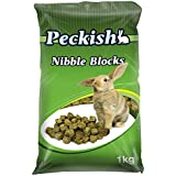 Peckish Nibble Blocks for Small Animals, 1kg