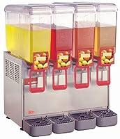grindmaster-cecilware 8–4ArcticシリーズPremix Cold飲料ディスペンサー、2.2-gallon、ステンレススチール/グレー