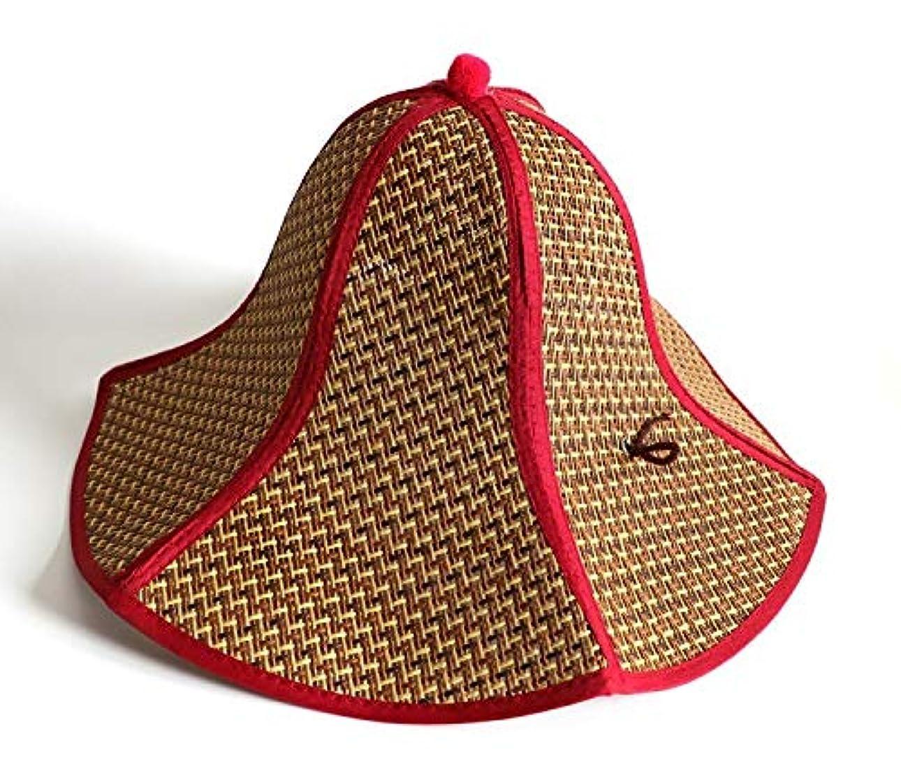 カリキュラム遺伝子日食フロッピー麦わら帽子 大きなつばのサンハット レディース サマービーチキャップ 大きな折りたたみ式 フェドーラハット