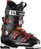 SALOMON(サロモン) アルペン スキー ブーツ クエストアクセス (QUEST ACCESS) 70 L37814300 ブラック/オレンジ トランスル/蛍光 オレンジ 27.5