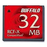 「BUFFALO RCF-X32MY コンパクトフラッシュ 32MB」のサムネイル画像